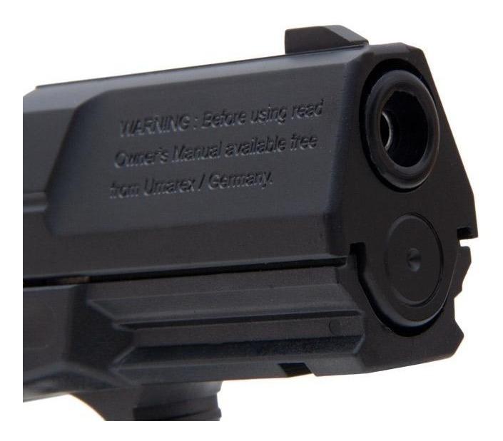 Pistola De Pressão Co2 Blowback Walther Cp99 Compact 4 5mm