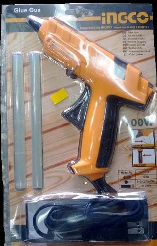 pistola de silicon 100w marca ingco