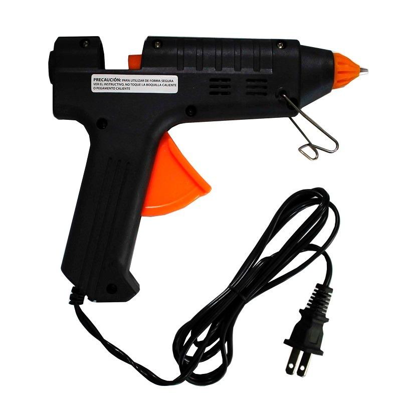 Pistola de silicon en mercado libre for Pistola de pegamento o de silicona