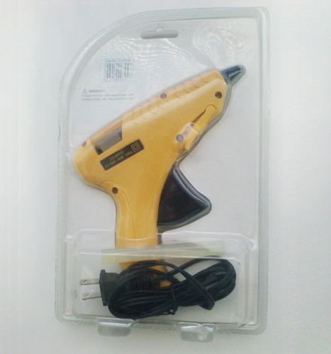 pistola de silicon