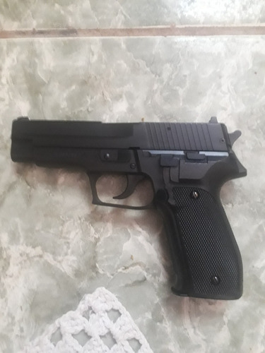 pistola de xumbinho 4.5 pressão..