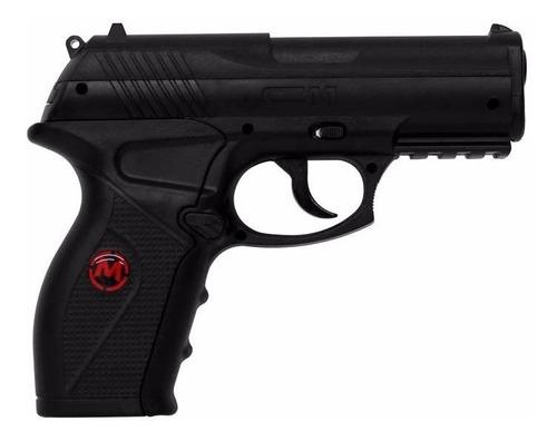 pistola deportiva calibre 4.5 mm c11 mendoza co2
