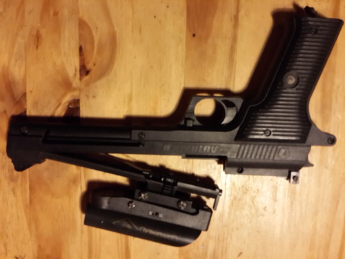 pistola deportiva co2 crosman copperhead vendo/permuto