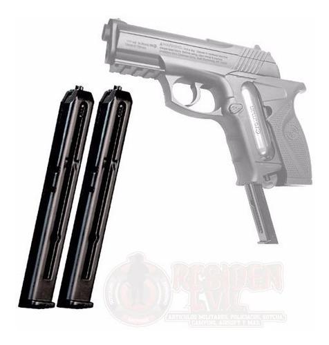 pistola deportiva crosman c11 co2 municion polímero envio gr