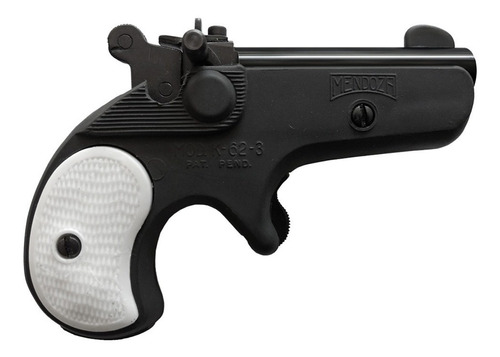 pistola deportiva derringer salva munición 4.5mm mendoza