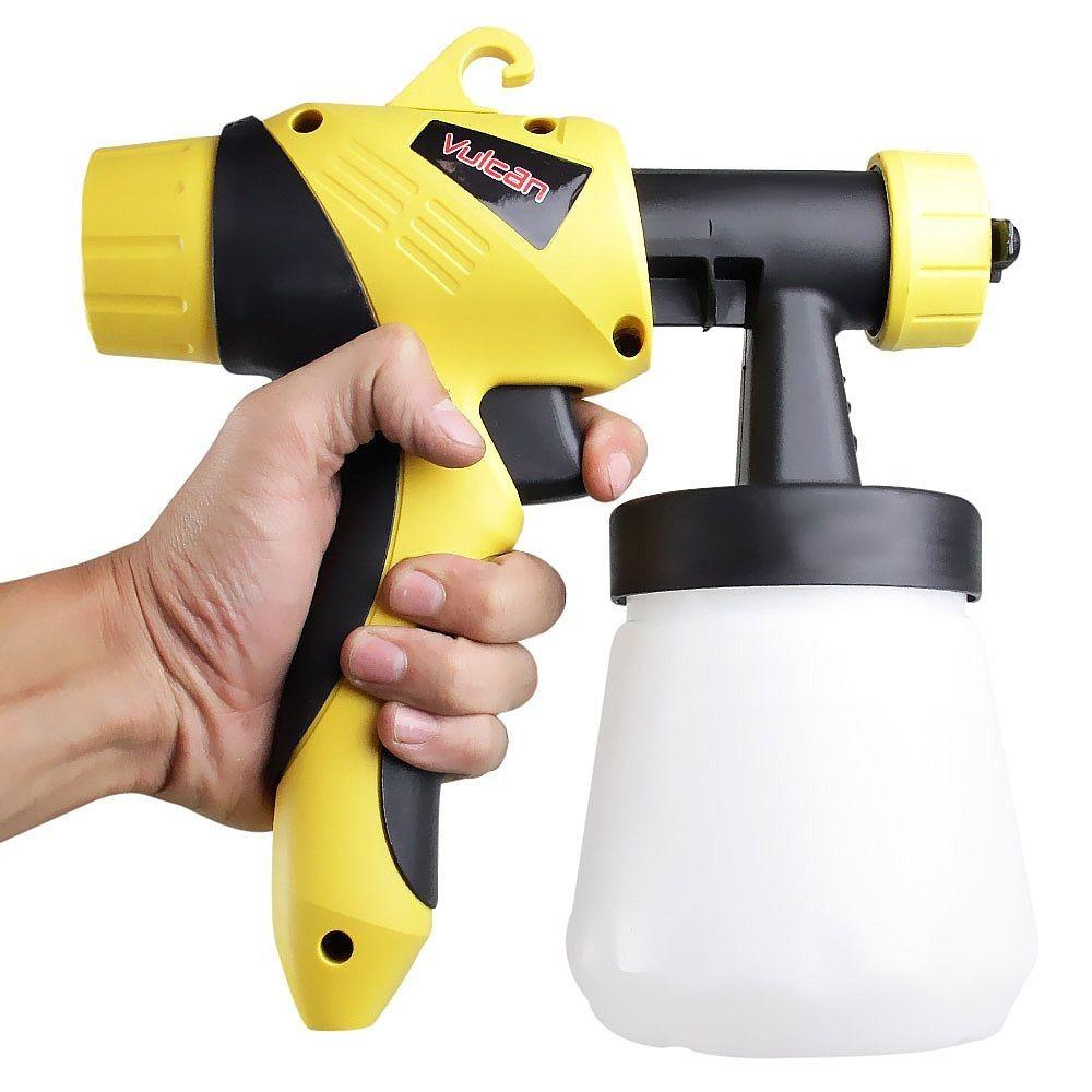 Pistola e compressor de pintura residencial de casas - Pistola pintura compresor ...