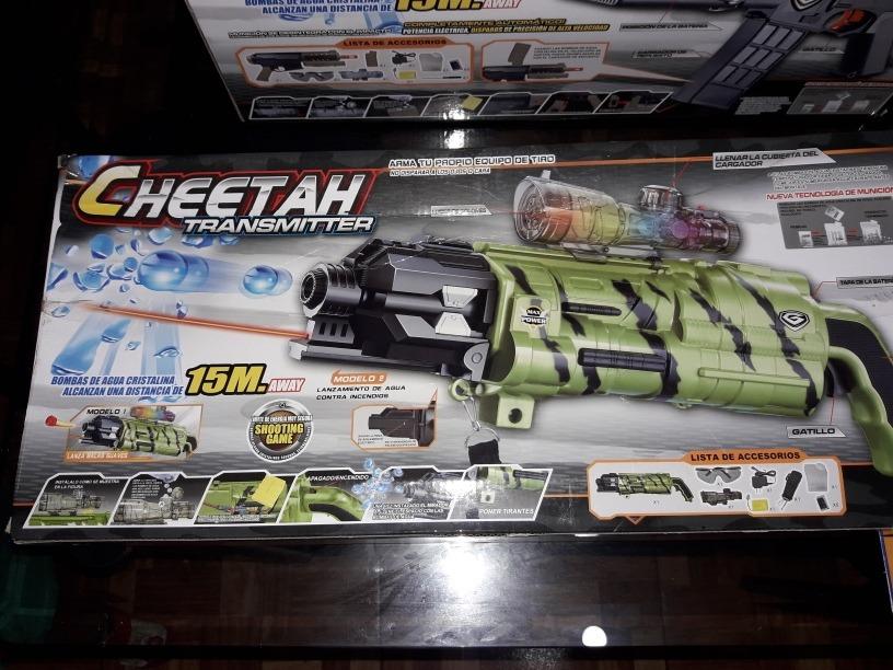 011942606 Pistola Electrica Automatica Lanza Bolas De Gel - S/ 100,00 en ...