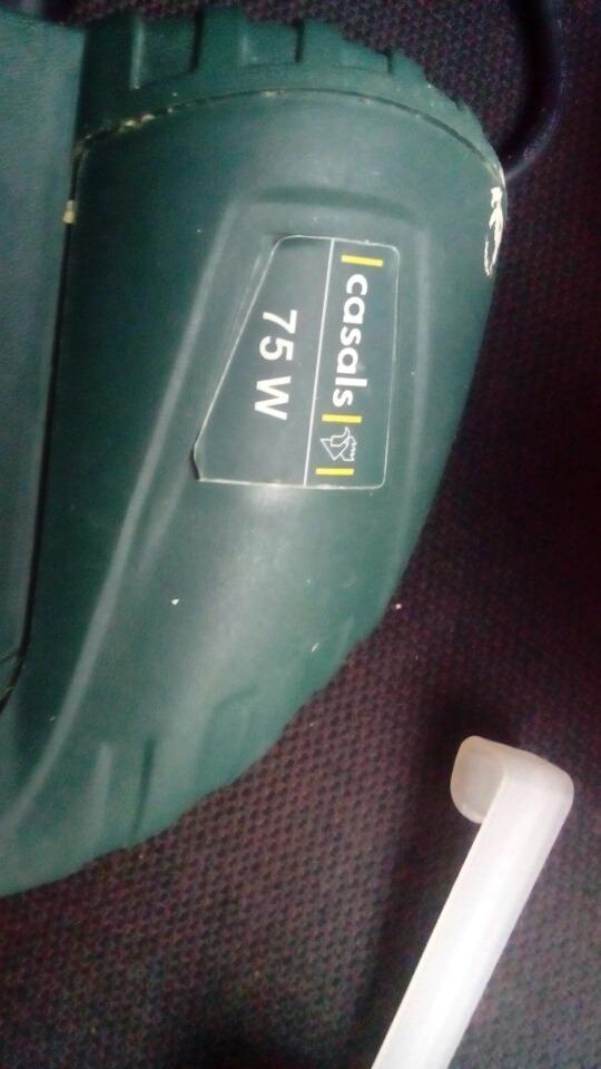 Pistola Electrica Para Pintar 220 Volts Con Accesorios - Bs. 230.000 ...