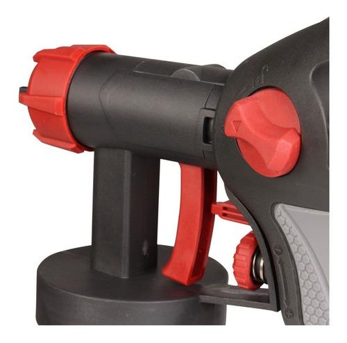 pistola electrica pintura 300 w 700 ml 400 cc mikels