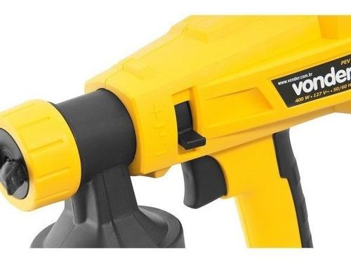 pistola elétrica pintura