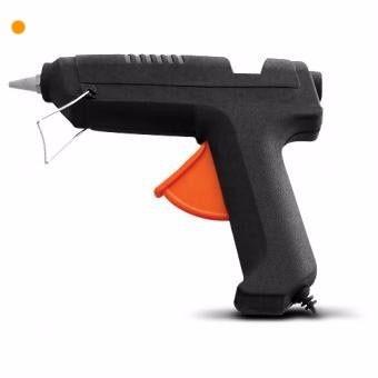 pistola encoladora 60w silicona electrica + 2 barras regalo