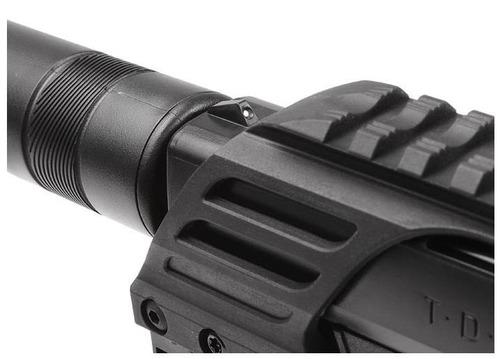 pistola escuadra aire co2 umarex alemana silenciador tiro