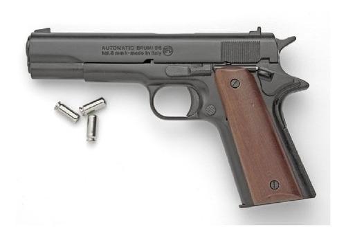 pistola fogueo bruni 96 8 mm replica 1911 cold jainel fishin