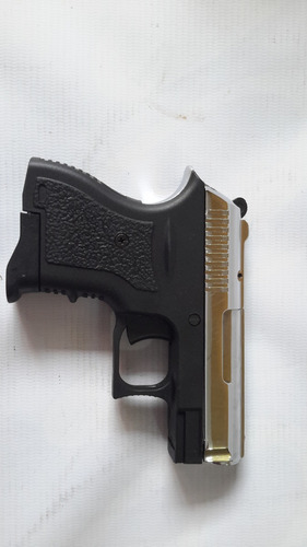 pistola fogueo mini ekol botan niquel 9mm salvas walther