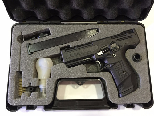 pistola fogueo zoraki 925 + 2 cargadores+ caja+ 50 fogueos.