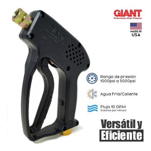 pistola gatillo para hidrolavadora de alta presión