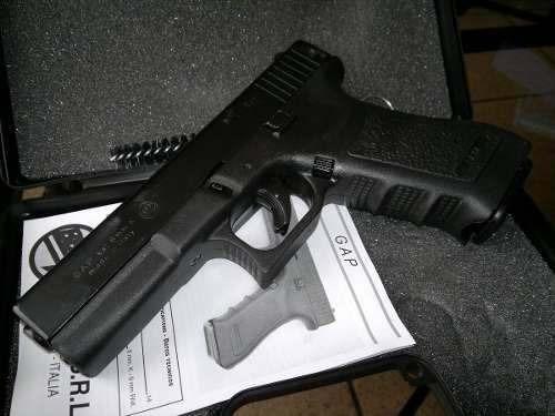 Pistola Glock 17 Calibre 9mm De Fogueo 4 900 00 En Mercado Libre