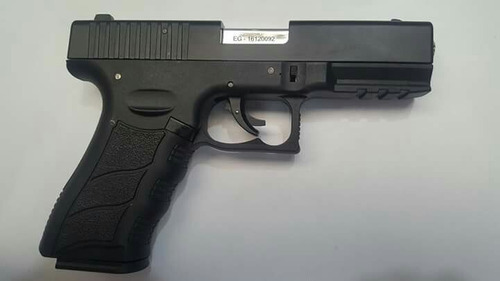 pistola glock ekol gediz new 50 cartuchos envio nacional