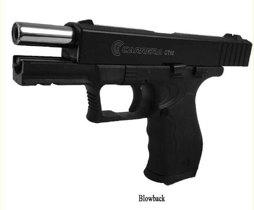 pistola glok gt60 + 50 salvas  envio  gratis new mas garantí