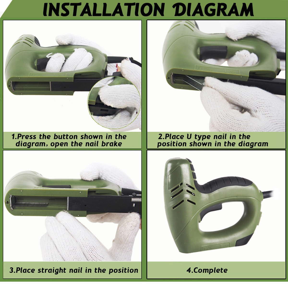 Lujoso Pistola De Uñas Remington Modelo - Ideas de Pintar de Uñas ...