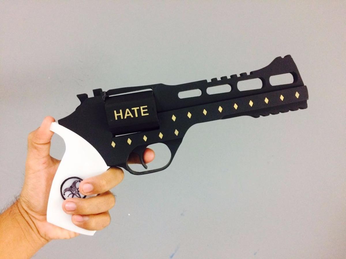 Pistola harley quinn replica suicide squad en - Pistolas para lacar ...