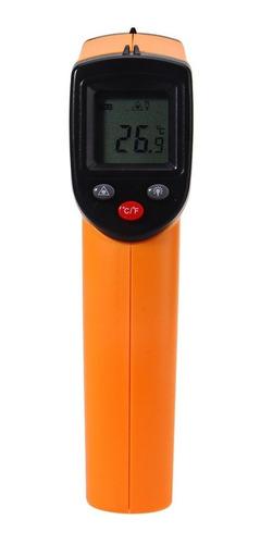 pistola infrarroja lcd medidora de temperatura gm320
