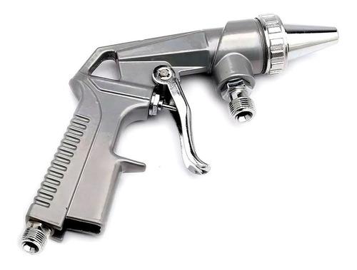 pistola jato de areia jateamento caneca sucção 1000ml stels
