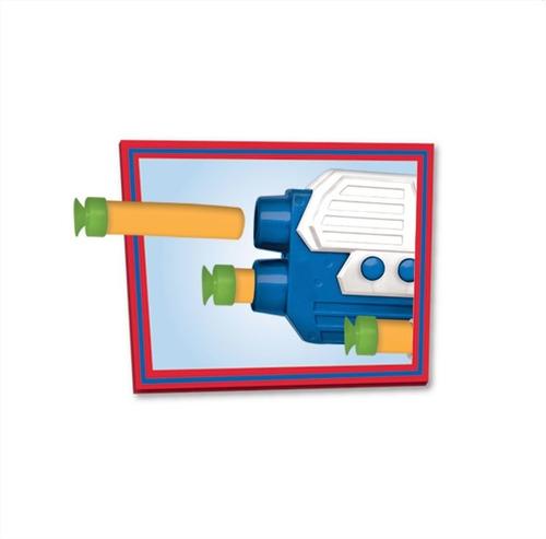 pistola juguete lanza dardos disney toy story 4 ditoys niños