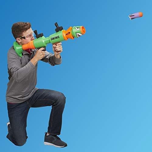 pistola juguete lanzador
