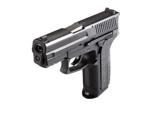 pistola kwc sp 2022 original f metal 480 fps + 800bal+10 co2
