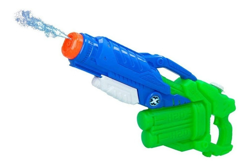 pistola lanza agua juguete h 9mts xshot warfare hydro cuotas