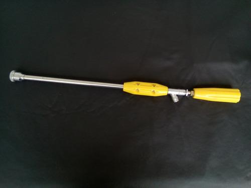 pistola lanza fumigadora /rociadora / parihuela 60cm