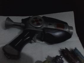 Pistola Lanzadora Slugterra Bajoterra, Juguete Importado