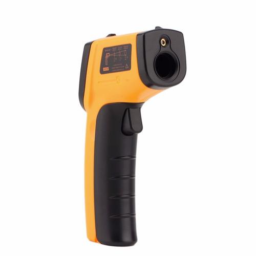 pistola láser para medir temperatura