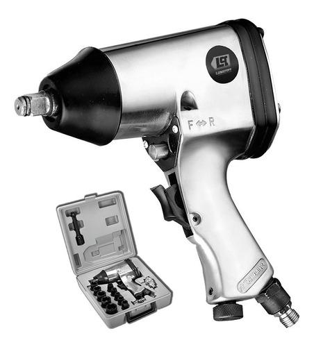 pistola llave de impacto neumática 1/2 tubo lusqtoff pintumm