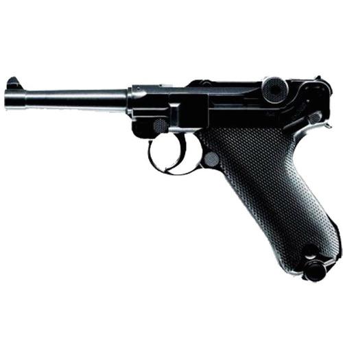 pistola luger p08 aire comprimido umarex sin retroceso