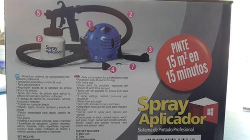 pistola maquina equipo de pintar spray paint 650w paint