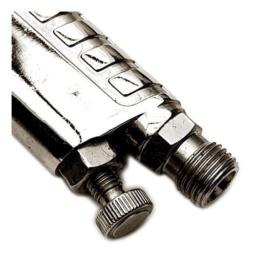 pistola micro pintura retoque profissional hvlp 1.4mm 300ml