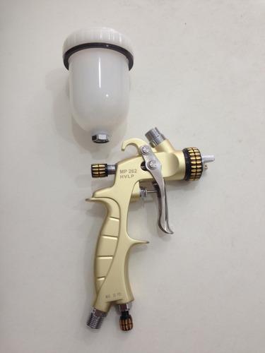 pistola mp-262 bico 1.2 série limitada - dourada - wimpel