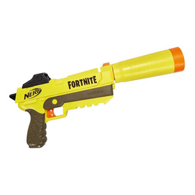 Pistola Nerf Fortnite Sp-l Elite Dart Blaster