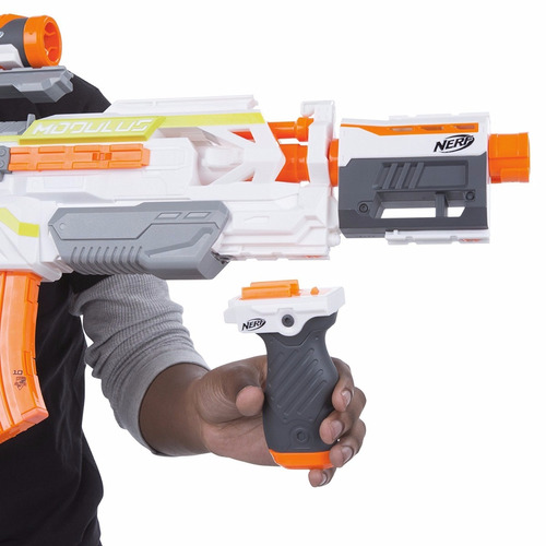 pistola nerf modulus blaster