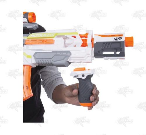 pistola nerf n-strike modulus ics-10 blaster xtreme