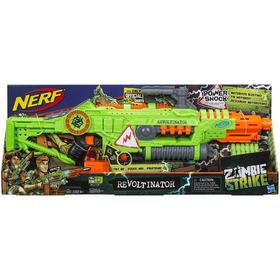 Pistola Nerf Revoltinaitor Zombie Strike