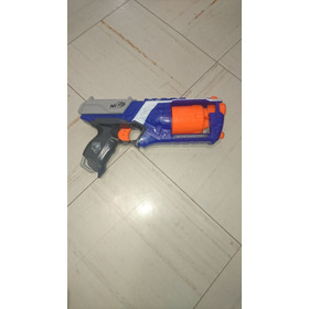 Pistola Nerf Stormgarm