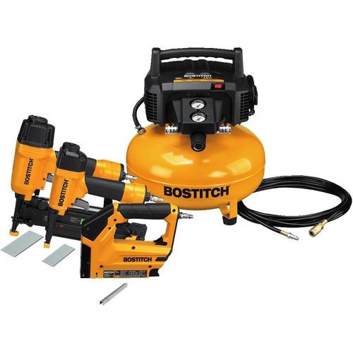 pistola neumati y compresor kit bostitch btfp3kit 3-tool