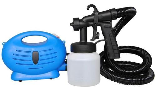 pistola paint para pintar compresor zoom soplador pintura