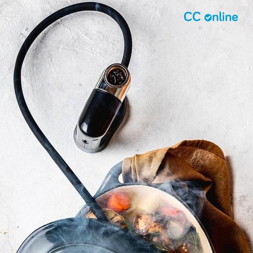 pistola para ahumar comidas the smoker nonfork® - cc-online