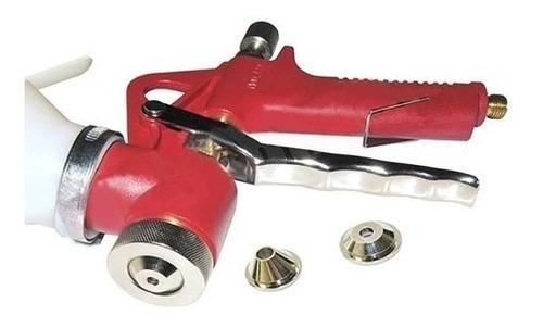 pistola para aplicação de textura projetada - pronta entrega