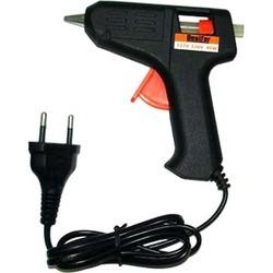 pistola para cola quente 40w aplicador silicone bastao gross
