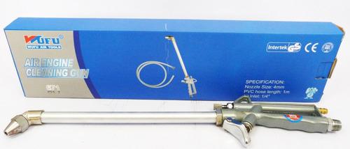 pistola para lavado de motor metalica ref. 671